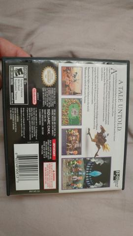 Final Fantasy 3 para DS