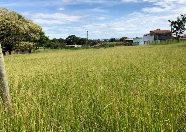 Areá na BR 060 saída para Brasilia Imobiliária Azevedo Gomes - Foto 8