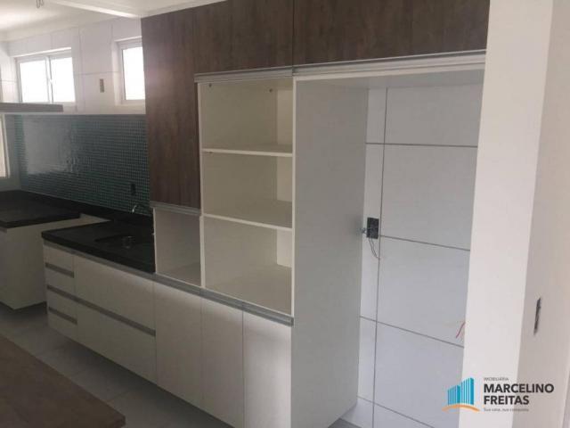 Apartamento residencial à venda, Jangurussu, Fortaleza. - Foto 6