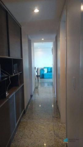 Apartamento residencial à venda, Fátima, Fortaleza - AP3406. - Foto 9