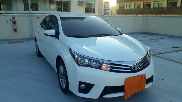 Corolla 2017 Xei 2.0 + GNV - MUITO NOVO - particular - carro de garagem - 43550km - Foto 2