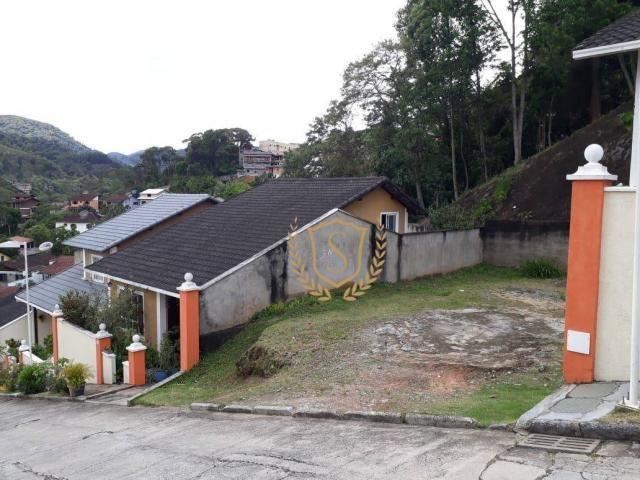 Terreno à venda, 135 m² por r$ 140.000,00 - bom retiro - teresópolis/rj - Foto 4