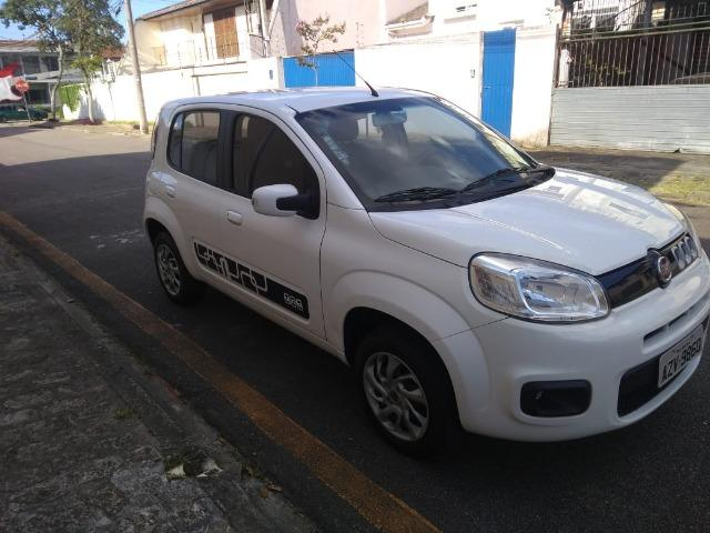 Fiat Uno Evolution 1.4 Fire Flex 8V -oferta-impecável - Foto 2