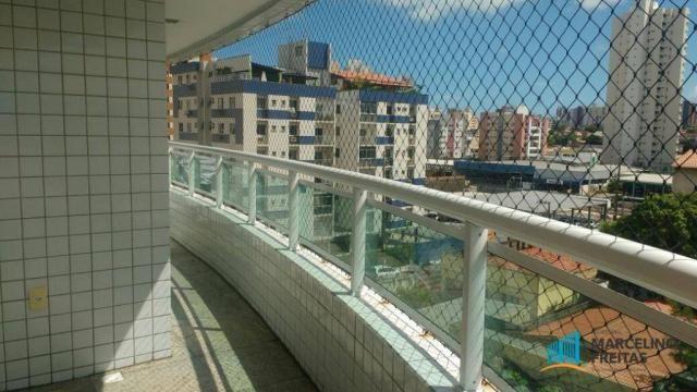 Apartamento residencial à venda, Fátima, Fortaleza - AP3406. - Foto 2
