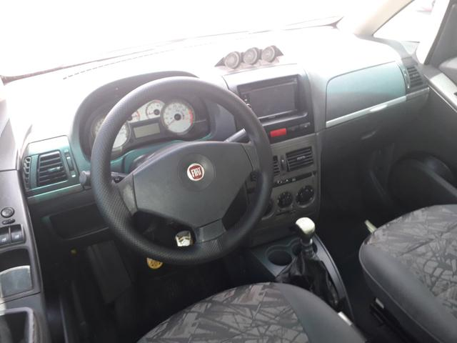 Fiat idea adventure locker 1.8 flex 2009 top completa selada quitada - Foto 9