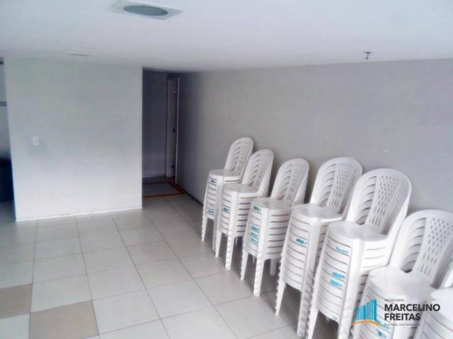 Apartamento residencial à venda, São Gerardo, Fortaleza - AP2311. - Foto 17