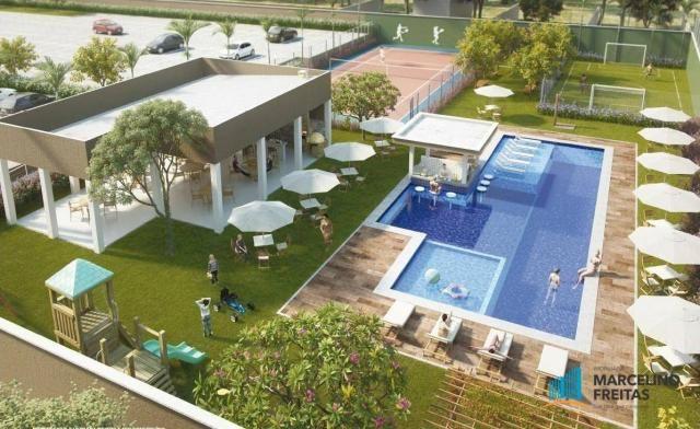 Apartamento residencial à venda, Messejana, Fortaleza - AP3030. - Foto 3