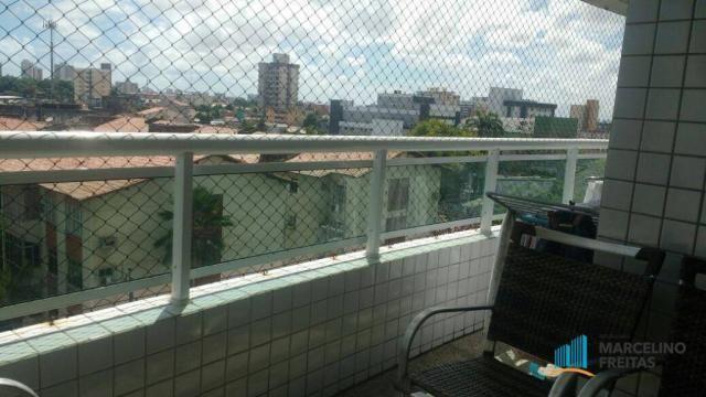 Apartamento residencial à venda, Fátima, Fortaleza - AP3406. - Foto 20