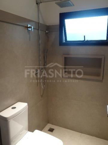 Casa de condomínio à venda com 3 dormitórios em Tomazella, Piracicaba cod:V127250 - Foto 9