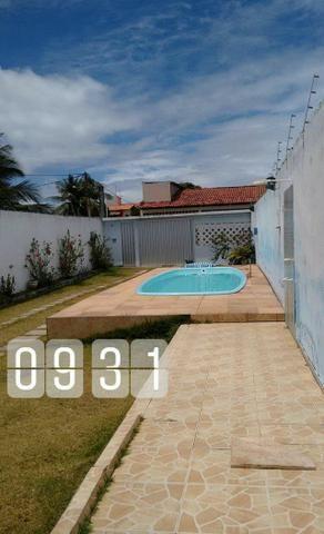 Casa com piscina a 100m da praia de guaibim - Foto 11