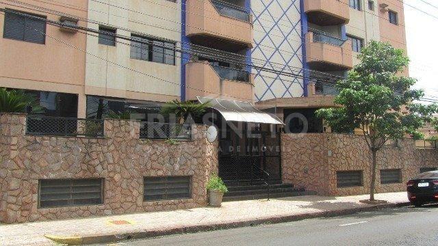 Apartamento à venda com 3 dormitórios em Centro, Piracicaba cod:V44635