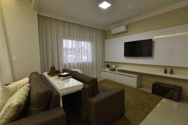 AL-Quase prontas\casas com 3 quartos fino acabamento e entrada parcelada - Foto 2