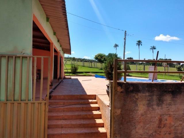 Chácara de lazer Carmo do Rio Verde - Foto 8