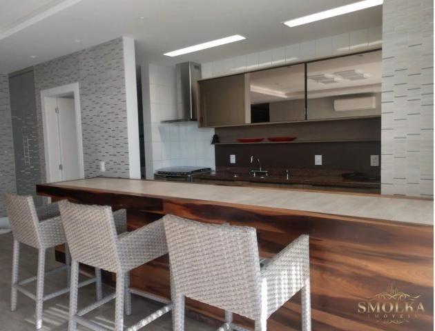 Apartamento à venda com 4 dormitórios em Cachoeira do bom jesus, Florianópolis cod:9215 - Foto 17