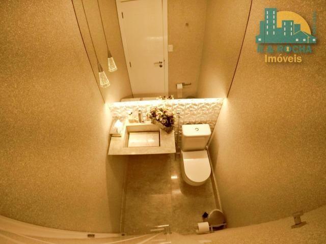 Casa no Condomínio Morumbi - Casa com 3 suítes - 100% Mobiliada - 4 vagas - Foto 14