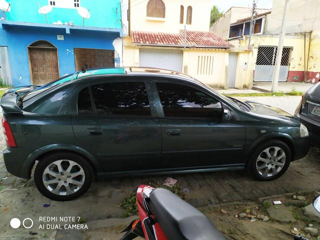 Chevrolet Astra Advantage motor 2.0 Flexpower 2009/2009 - Foto 5
