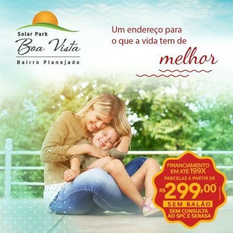 Loteamento Solar Park Boa Vista - Inhumas-Go - Foto 7