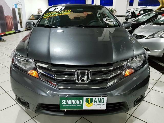 Honda City LX 1.5 Automático Completo Flex
