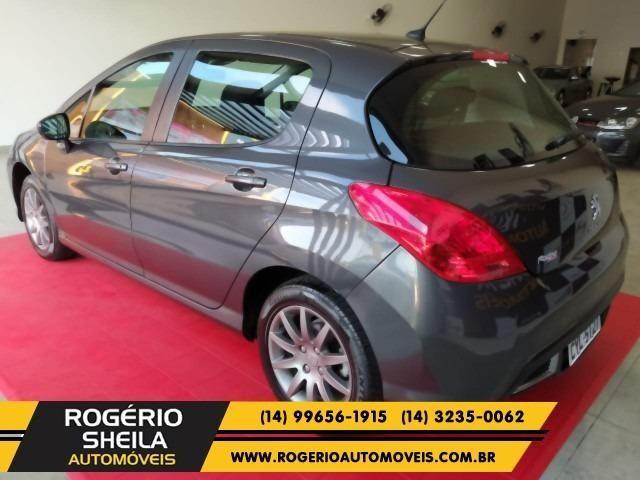 308 1.6 16V 4P Flex Active(Rogério automóveis ) - Foto 9