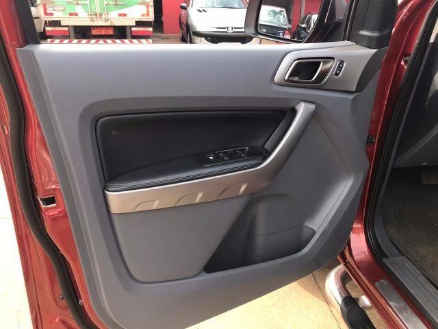 Ranger limited 3.2 diesel automática top de linha baixo km - Foto 13
