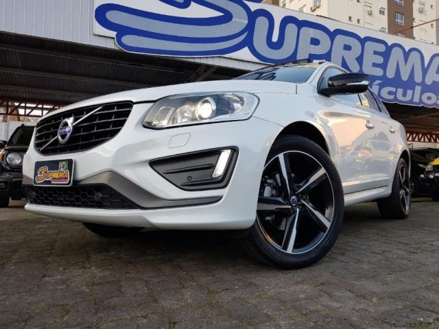 Volvo Xc60 2.0 TURBO R-DESIGN 4P - Foto 8