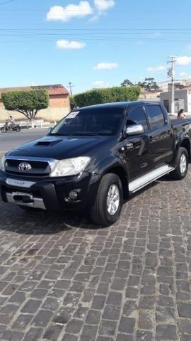 Hilux SRV 2011 4X4 Diesel AT
