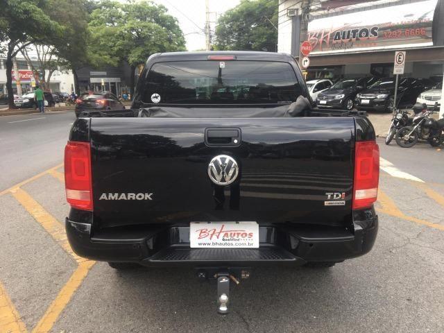 VW Amarok S 2.0 4X4 2016+Único Dono - Foto 5