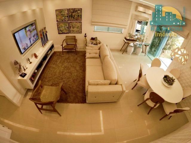 Casa no Condomínio Morumbi - Casa com 3 suítes - 100% Mobiliada - 4 vagas - Foto 2
