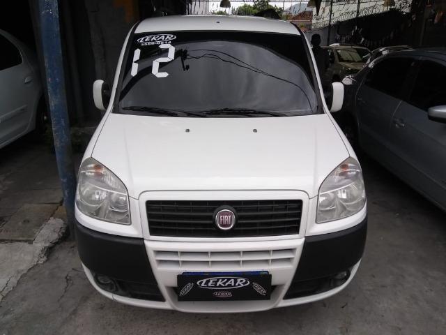 Fiat-Dobro atrac 1.4 7 lugares flex Financiamos Sem Comprovação de Renda - Foto 2