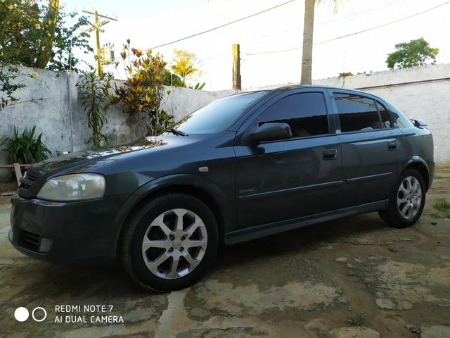 Chevrolet Astra Advantage motor 2.0 Flexpower 2009/2009 - Foto 16
