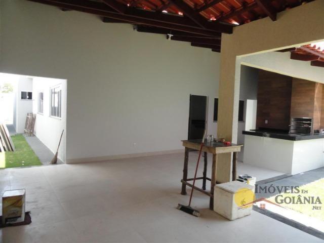 Casa de 3 Quartos para venda Sozinha no Lote de 300M² - Setor Jardim Fonte Nova - Foto 15