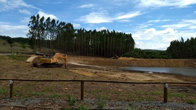 Escavadeira prestação de serviço - Foto 6