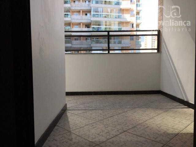 Apartamento com 3 quartos para alugar, 120 m² por R$ 1.300/mês - Praia de Itaparica - Vila - Foto 13