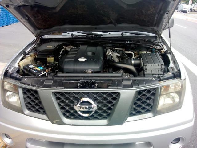 Nissan Frontier XE 2010 4x4 - Foto 11