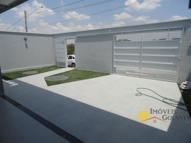 Casa de 3 Quartos para venda Sozinha no Lote de 300M² - Setor Jardim Fonte Nova - Foto 3