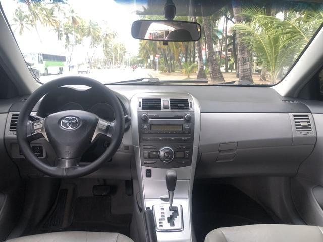 Toyota Corolla GLi 1.8 2012 (Aut) - Foto 6