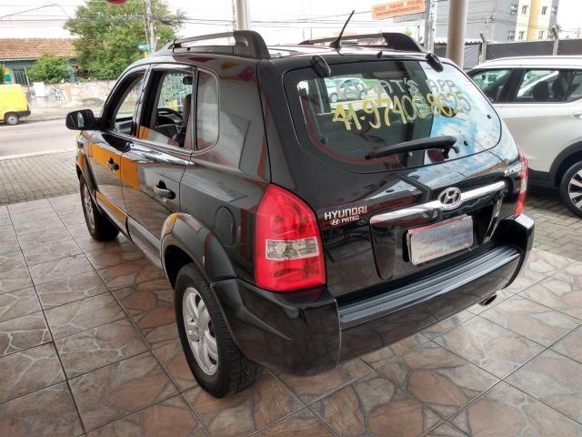 TUCSON 2008/2008 2.0 MPFI GL 16V 142CV 2WD GASOLINA 4P MANUAL - Foto 6