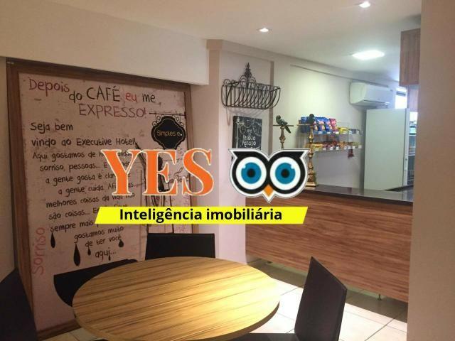 Yes Imob - Flat 1/4 - Centro da Cidade - Foto 9