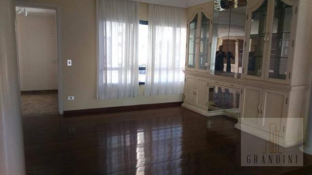 Apartamento para locação, Edifício Villa Guazzelli, no centro de São Bernardo do Campo. - Foto 4