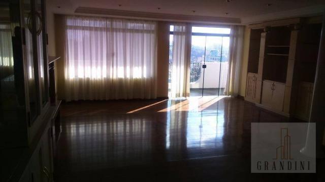 Apartamento para locação, Edifício Villa Guazzelli, no centro de São Bernardo do Campo. - Foto 3