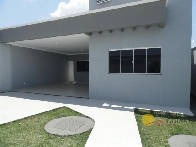 Casa de 3 Quartos para venda Sozinha no Lote de 300M² - Setor Jardim Fonte Nova - Foto 2