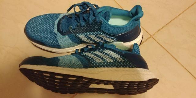 bfa97320db Tênis Adidas Ultraboost nº39. Novo. Importado - Roupas e calçados ...