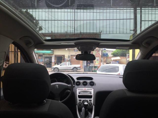 Peugeot 308 2015 1.6 completo