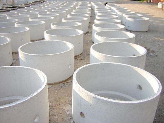 Fôrma para manilha de cimento, tubo p/ esgoto. Tubo de concreto para fossa, poço, cisterna - Foto 2