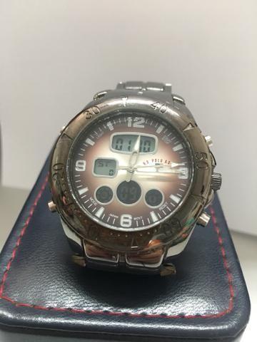 88426635b68 Relógio polo USS - Bijouterias