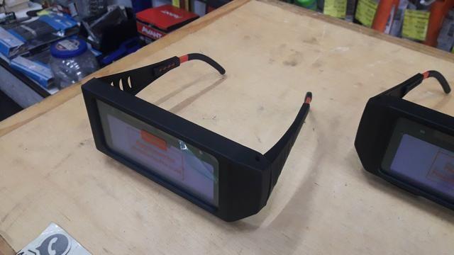 0fa48ae6e3cd0 Óculos de Solda Escurecimento Automático Paramax - Materiais de ...