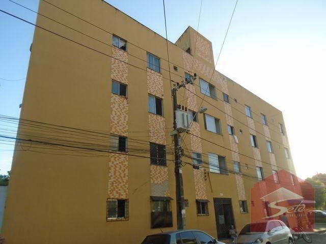 Apartamento para alugar, 42 m² por r$ 550/mês - v. peri -fortaleza/ce