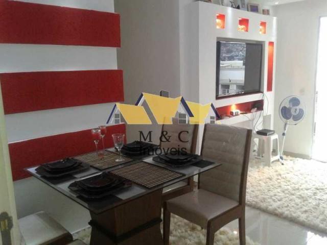 Apartamento à venda com 2 dormitórios em Irajá, Rio de janeiro cod:MCAP20254 - Foto 19