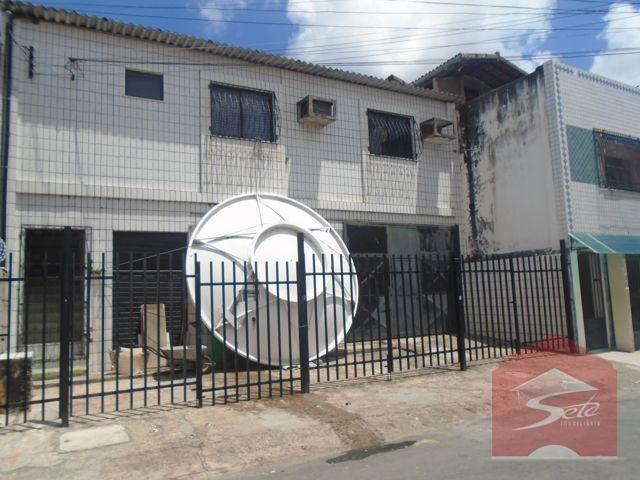 Prédio comercial 500m² a. const., 2 pisos, à venda, parquelândia - Foto 2