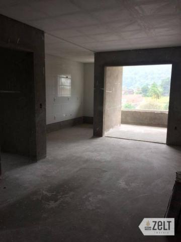Apartamento com 3 dormitórios à venda, 91 m² por r$ 300.000 - sol - indaial/sc - Foto 5